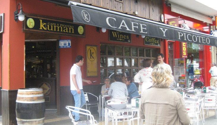 Cafetería Kuman