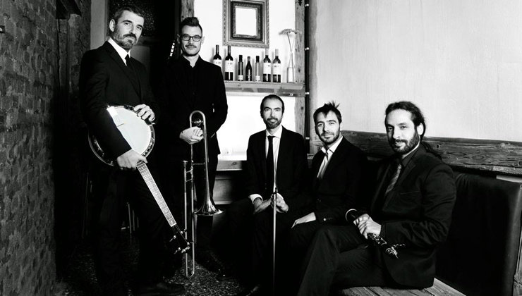 Grappa Jazz Band. Foto: Facebook